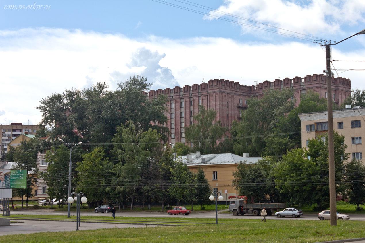 здания в Йошкар-Оле